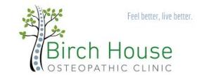 Birch House Osteopathic Clinic logo