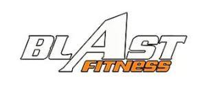 Blast fitness logo